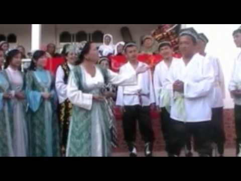 Intangible Cultural Heritage Elements of Ferghana Valley (DVD3)