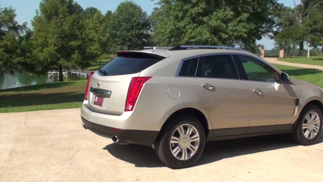 HD VIDEO 2011 CADILLAC SRX LUXURY SUV FOR SALE SEE WWW SUNSETMILAN COM - YouTube