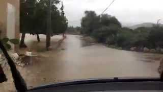 Flash Floods / Flooding and Storms in Majorca