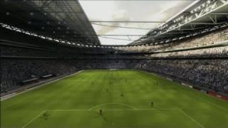 UEFA Euro 2008 Xbox 360 Gameplay - Intro