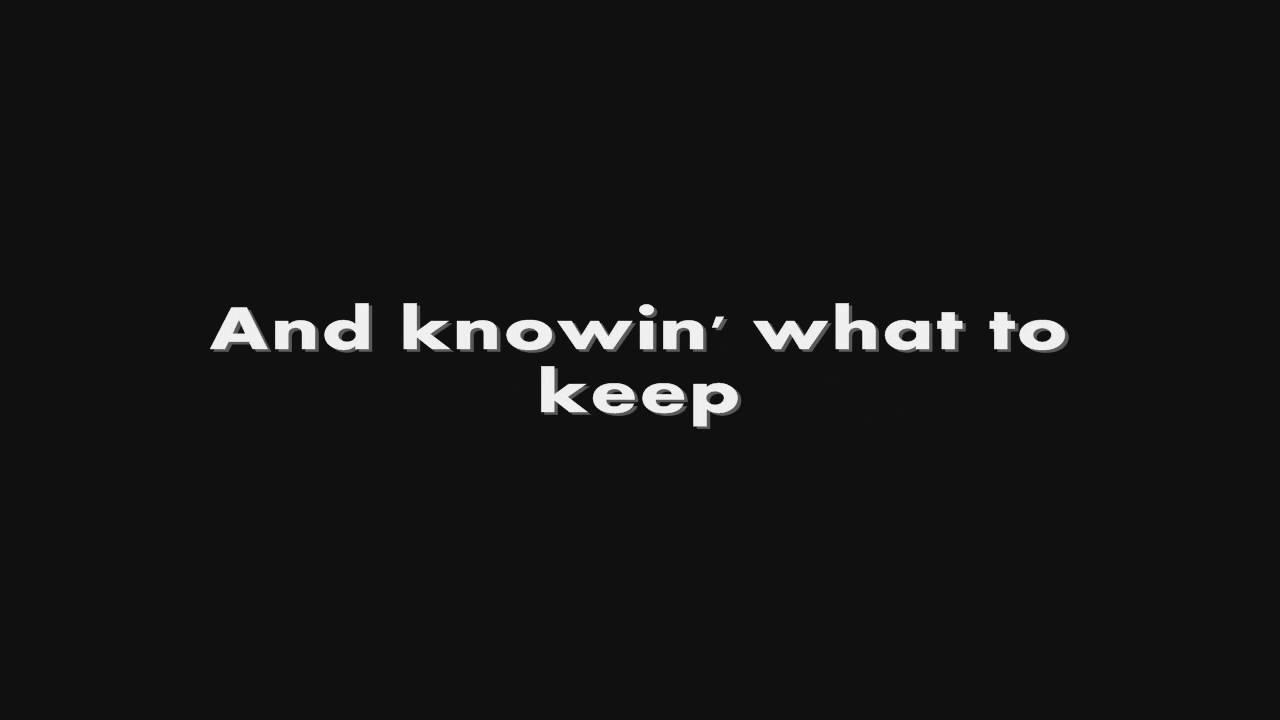 The Gambler Lyrics - Kenny Rogers - YouTube