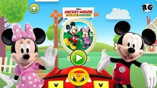 Mickey Mouse: Mis de Aventuras - Minijuegos de Mickey - Cart Blaster - Disney Junior
