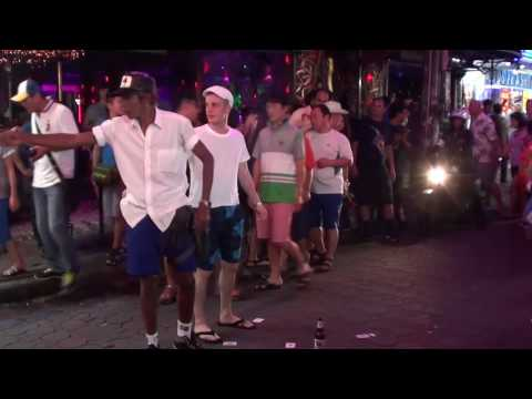 Pattaya Walking Street Thailand Travel Holiday & Tourism