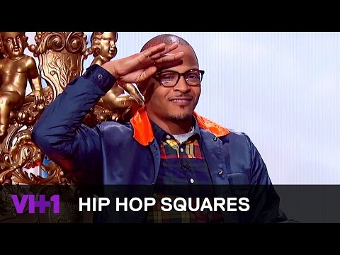 Hip Hop Squares | Watch The First 5 Minutes Of The Series Premiere | VH1