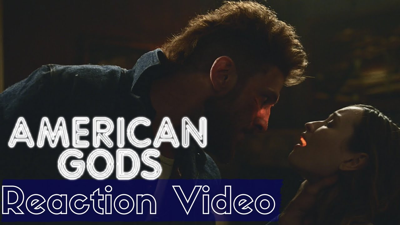 Mad Sweeney visits Laura Moon | American Gods Episode 5 Reaction Video