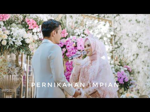Pengantin Nyanyi Di Pernikahan Sendiri (Pernikahan Impian Live Perform)