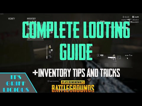 complete-guide-to-looting-in-pubg-|-fastest-ways-to-loot-|-wysapubg-ep.-19