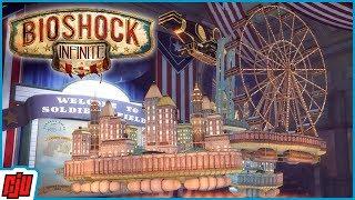 Bioshock Infinite Part 4 | PC Gameplay Walkthrough