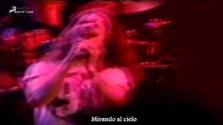 SoundGarden - Searching With My Good Eye Closed Live Subtitulos en Español