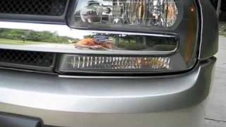 2003 Chevrolet Trailblazer LT Start Up and Full Tour
