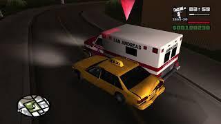 Grand Theft Auto San Andreas  Misiunea#76 Ingrijire Intensiva RO