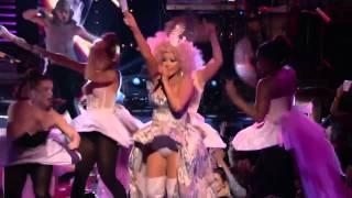 Christina Aguilera feat. Cee-Lo Green - Make The World Move (Live @ The Voice)