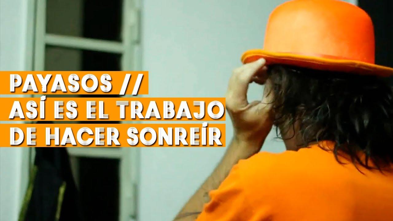 Trabajarte | Eps 01 Payaso | Construir TV