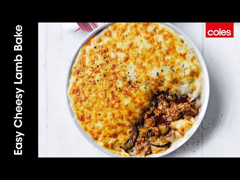 Easy Cheesy Lamb Bake from YouTube · Duration:  1 minutes 43 seconds