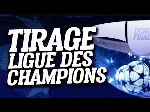 🔴 DIRECT / LIVE : TIRAGE LIGUE DES CHAMPIONS - CHAMPIONS LEAGUE DRAW