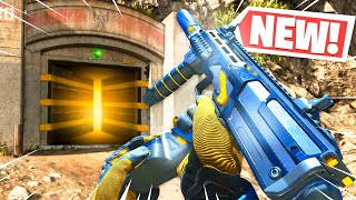I OPENED BUNKER 11 SOLO! EASIEST WAY TO UNLOCK SECRET MP7 VARIANT! (Modern Warfare Warzone)