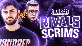 Yassuo | SCRIMS VS TFBLADE & LOHPALLY! (Twitch Rivals)