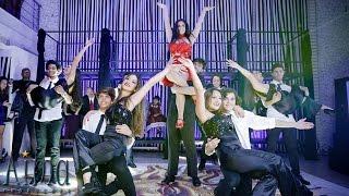 """AIMA Produções - Dança dos 15 anos da Beatriz Garcia - Festa """"Studio 54"""""""