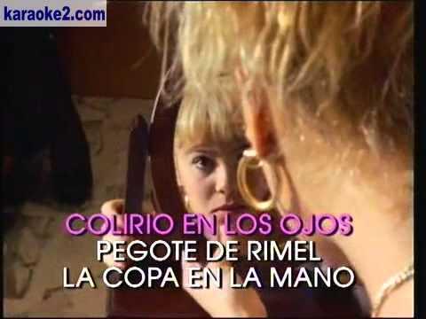 Amores de Barra - Ella Baila Sola - karaoke2.com