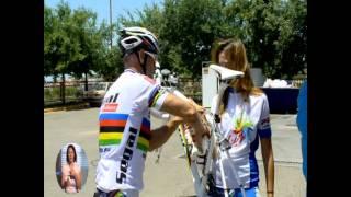 """אלוף העולם באופני כביש למאסטרס Freddy  Keller  """"חדשות הספורט"""""""