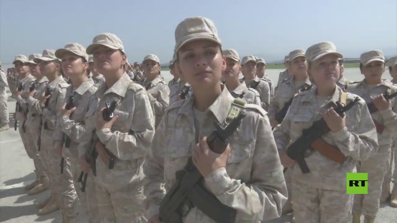 شاهد.. مشاركة العسكريات الروسيات في استعدادات للعرض العسكري بقاعدة حميميم  - نشر قبل 55 دقيقة