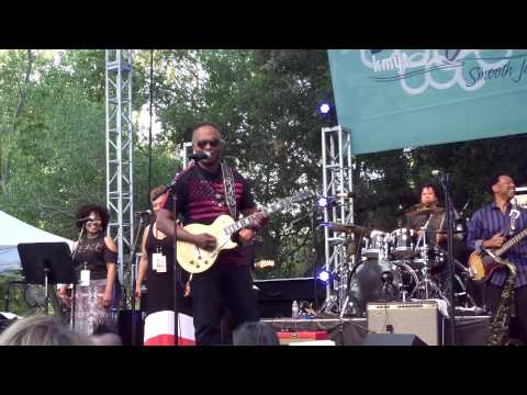 The Other Woman - Ray Parker Jr. @ 2014 Temecula Wine Fest (Smooth Jazz Family)