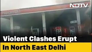 4-people-including-killed-caa-clashes-delhi-hours-trump-arrival