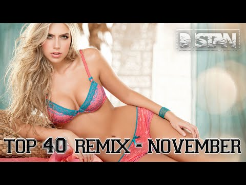 Best Of Top 40 Hits Remix #1 ● December 2015 ● DStan Remix