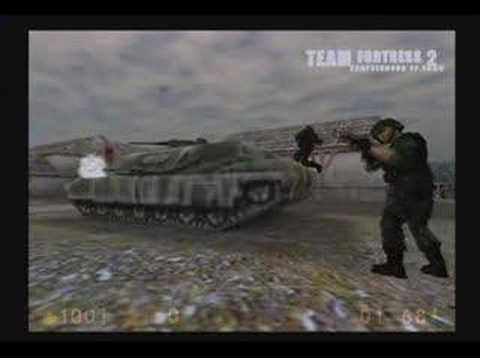 Team Fortress 2 Tank 1999 Youtube