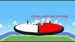 The great pokemon battle (ObliviousHD contest)