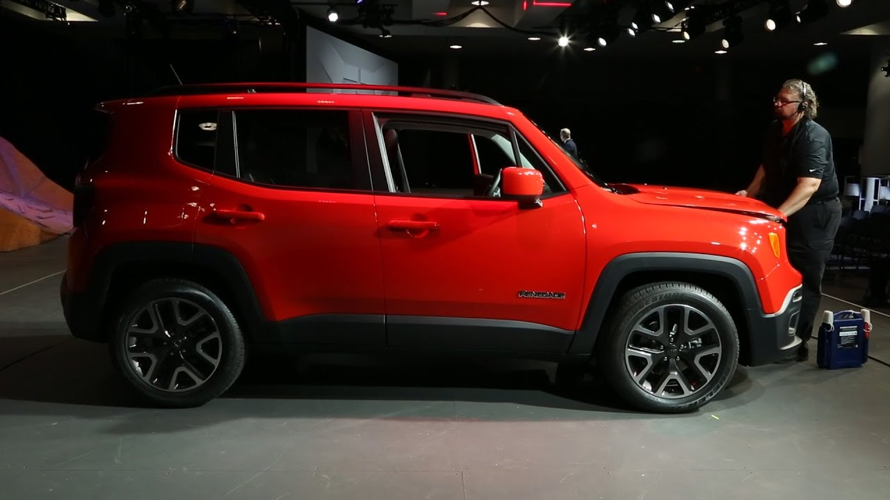 2015 jeep renegade preview consumer reports youtube. Black Bedroom Furniture Sets. Home Design Ideas