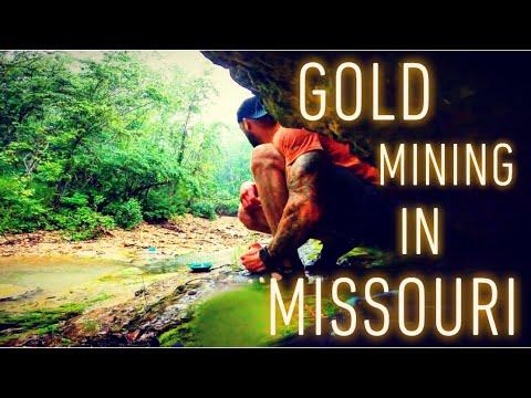 Gold Mining In Missouri You