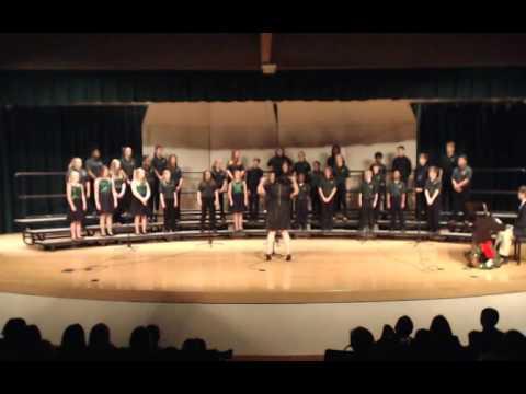 McCracken Middle School Christmas Concert 2016