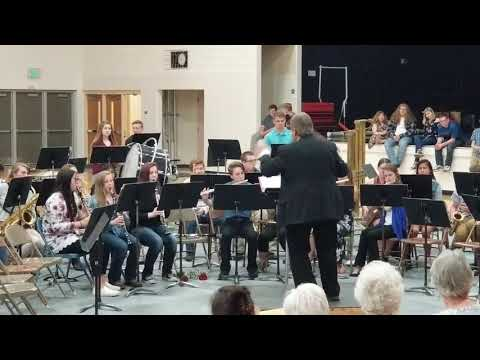 John Williams In Concert/Bruce High School Band