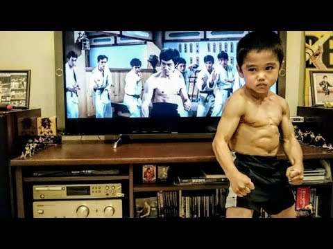 New Bruce Lee  Kid Real Fight Ever Recorded! (New Amazing Footage)