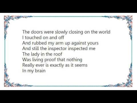 Courtney Barnett - History Eraser Lyrics