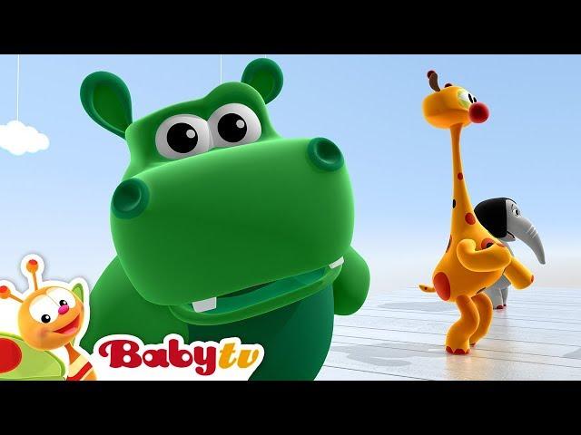 Animals Do The Twist! | BbayTV