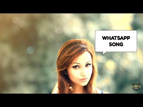New Hindi Rap Song 2016 - Whatsapp- Nashua Unforgetta Ft. Ritika, Cafy Khan - MMN Records - Hiphop