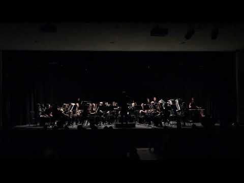 2018 Cienega High School Concert Band American Patrol
