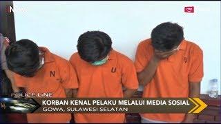 Kecanduan Video Porno, 3 Remaja di Gowa Perkosa Bergilir Siswi SMP - Police Line 09/04