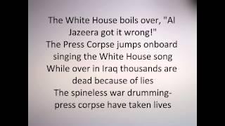 Anti Flag The Press Corpse Lyrics