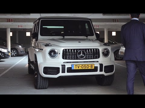 2019 Mercedes G63 AMG BRUTAL 4MATIC + Drive Review G Class Sound Acceleration Exhaust