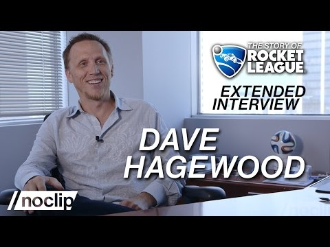 Dave Hagewood Explains The History of Rocket League - Extended Interview