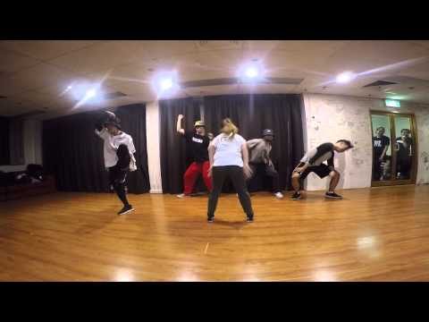 Josie's choreography to B.M.F--Ciara | Crossover Dance