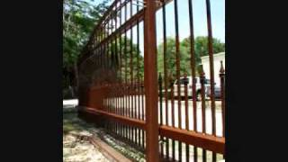 Gate Crafters Aluminum Semi Custom Sliding Gates - Closing