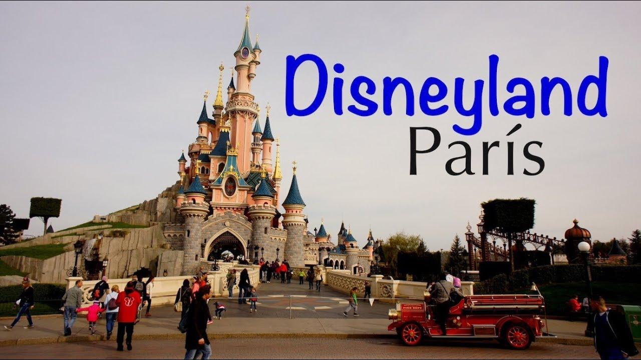 Disneyland Paris - AXM - YouTube