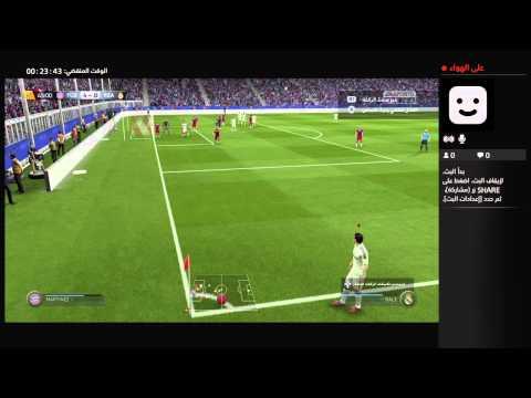 بث مباشر FIFA16 من صهيوني مستلج Kuwait y power