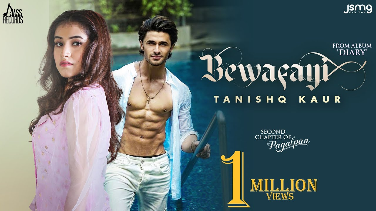 Bewafayi | (Official Video) | Tanishq Kaur | Rox A |  Kavvy Riyaaz | New Punjabi Songs 2021
