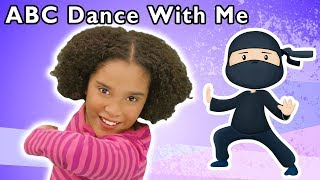 ABC Dance With Me + More | Mother Goose Club Nursery Playhouse Songs & Rhymes