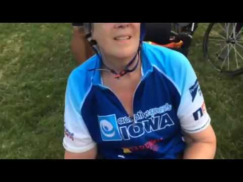 2015 Adaptive Sports Iowa RAGBRAI Team